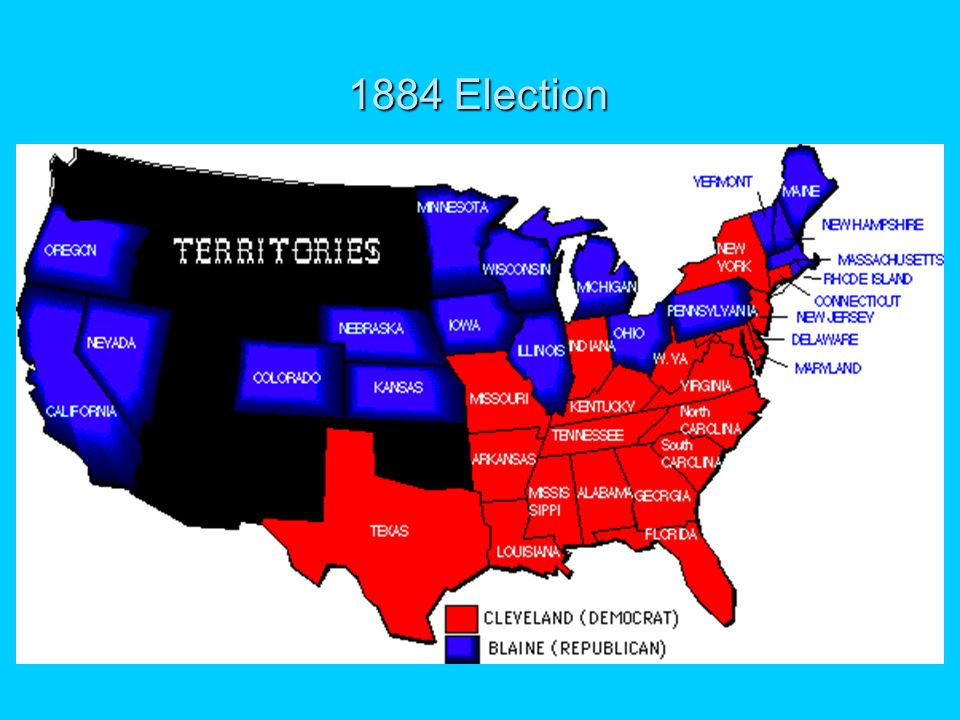 1884 Election