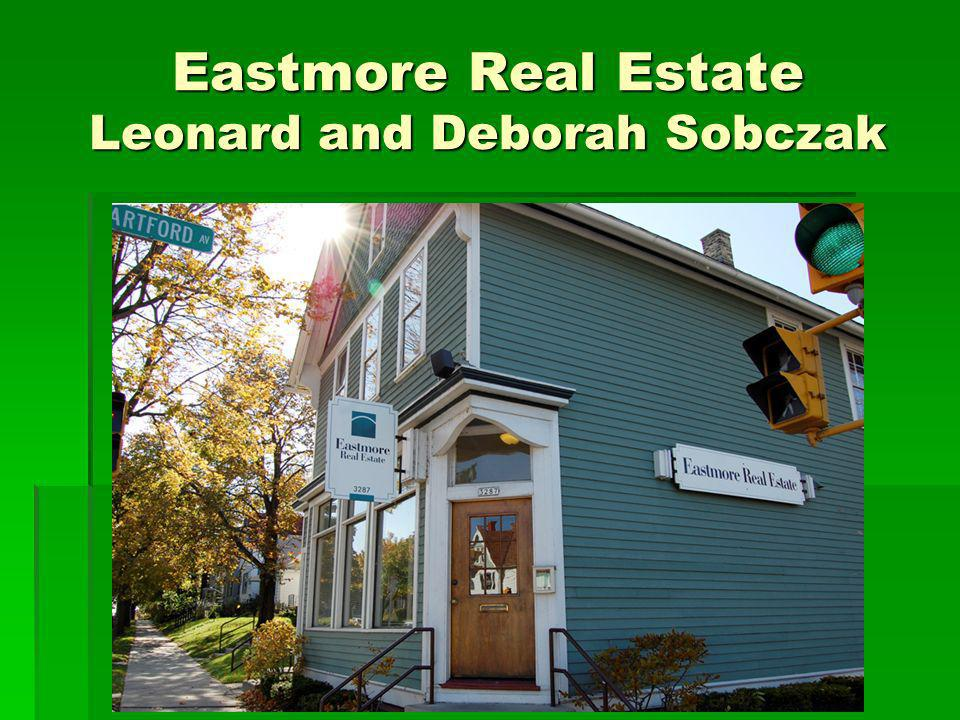 Eastmore Real Estate Leonard and Deborah Sobczak