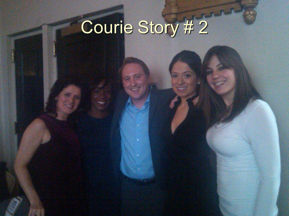 Courie Story # 2