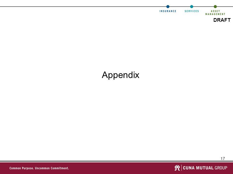 17 DRAFT Appendix