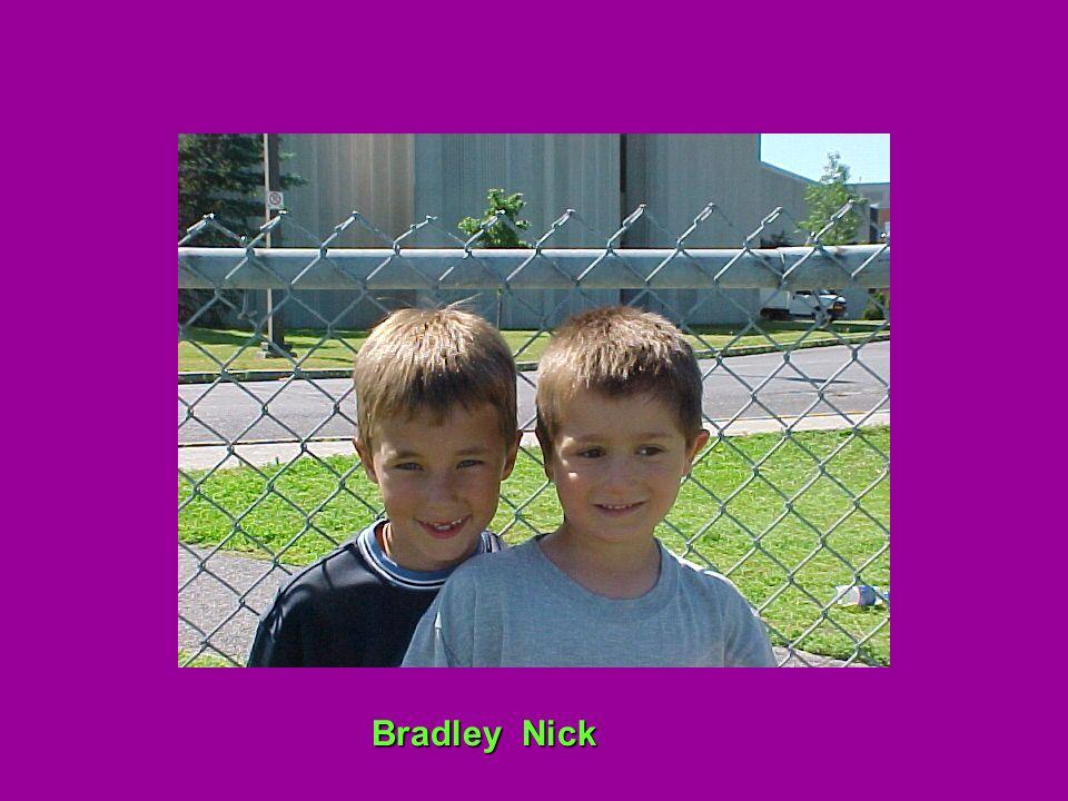 Bradley Nick Bradley Nick