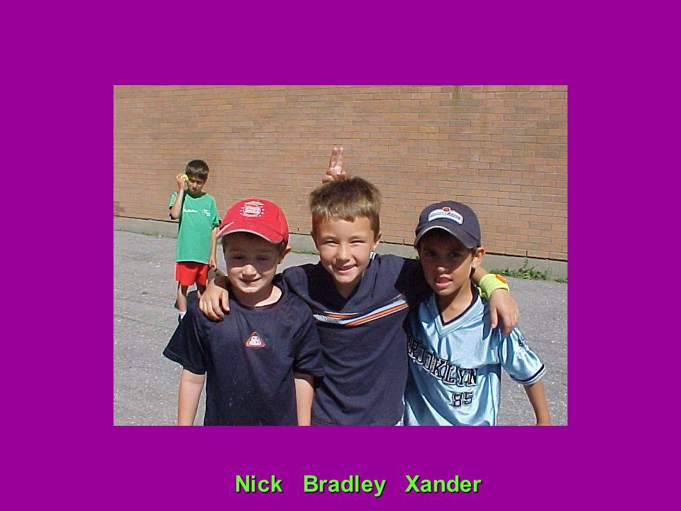NickBradley Xander