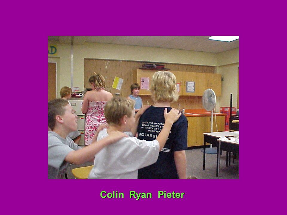 Colin Ryan Pieter