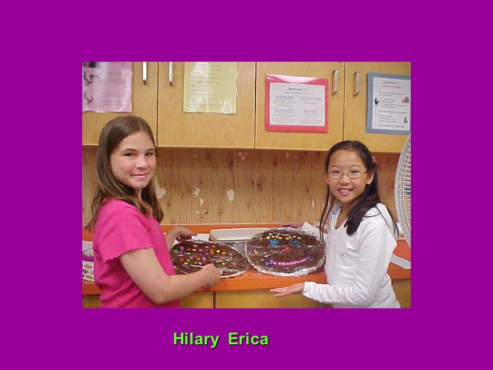 Hilary Erica Hilary Erica