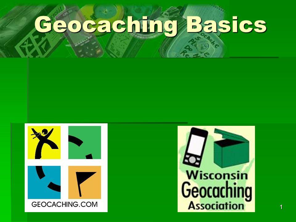 1 Geocaching Basics