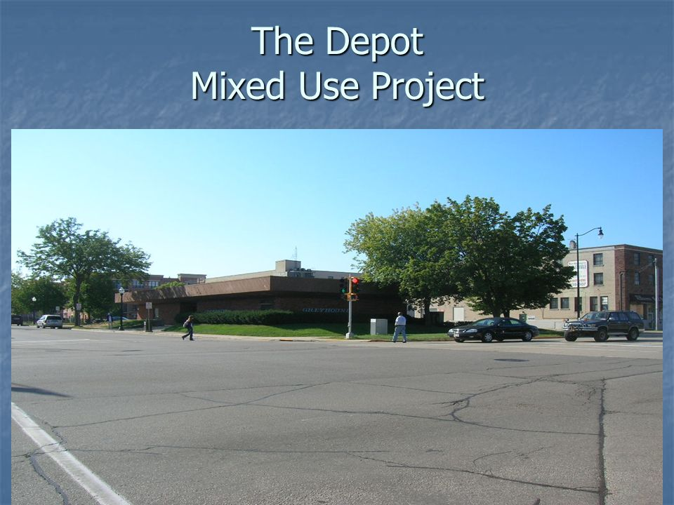 The Depot Mixed Use Project