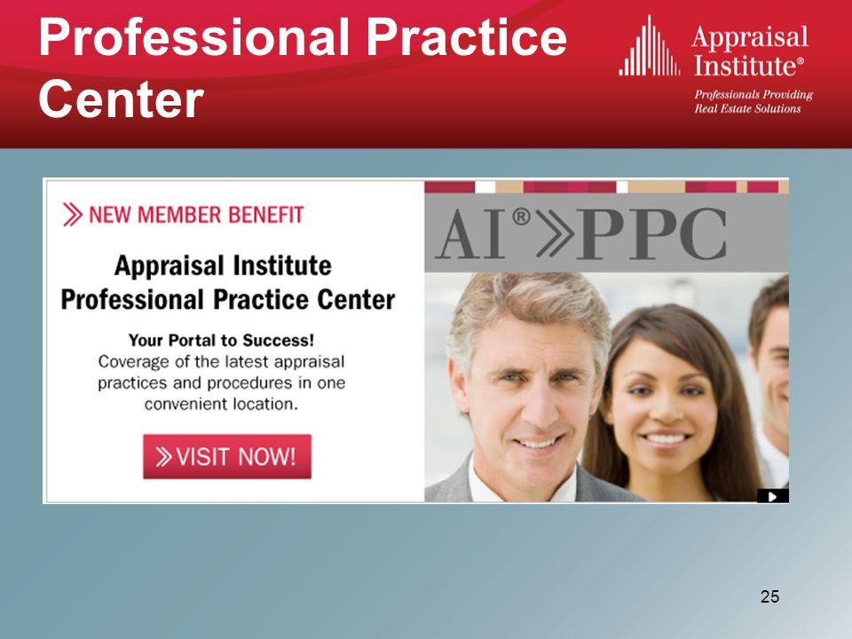 Professional Practice Center 25