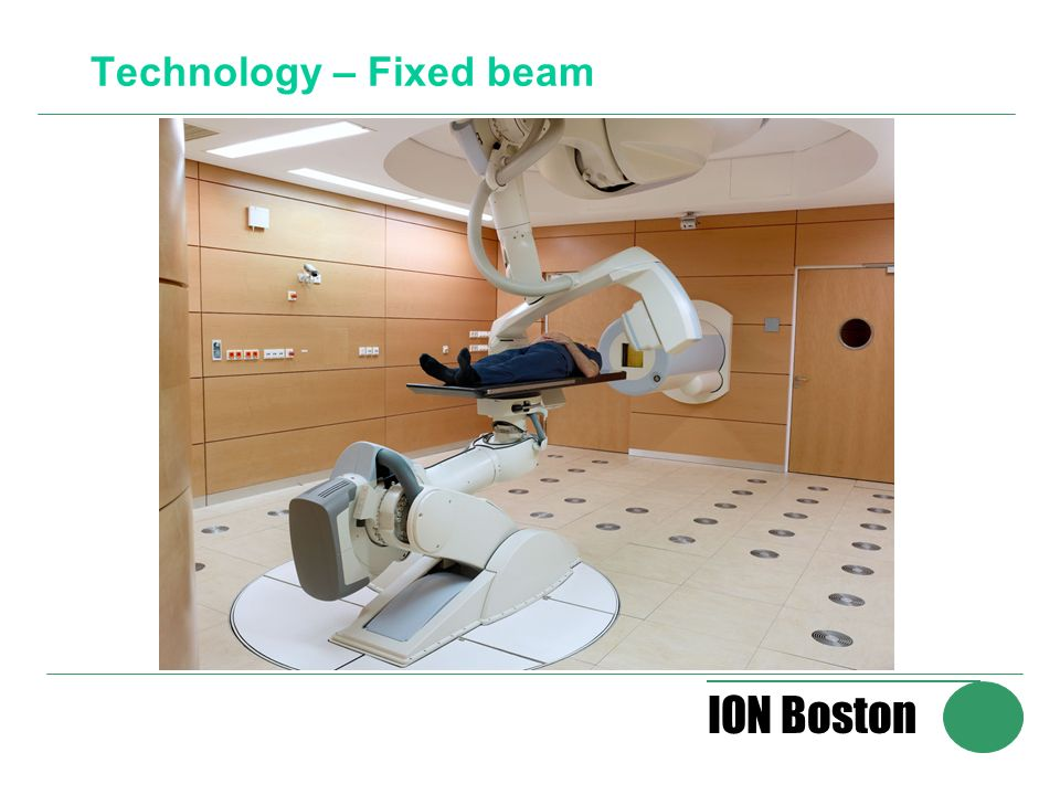 ION Boston Technology – Fixed beam
