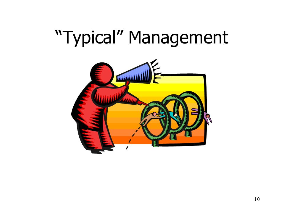 10 Typical Management