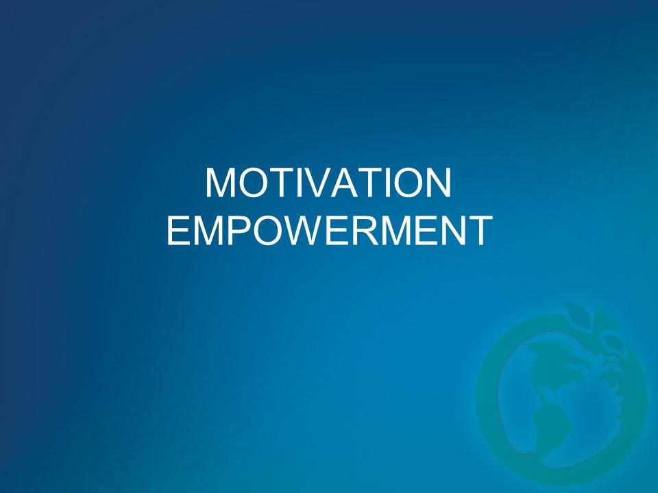 MOTIVATION EMPOWERMENT