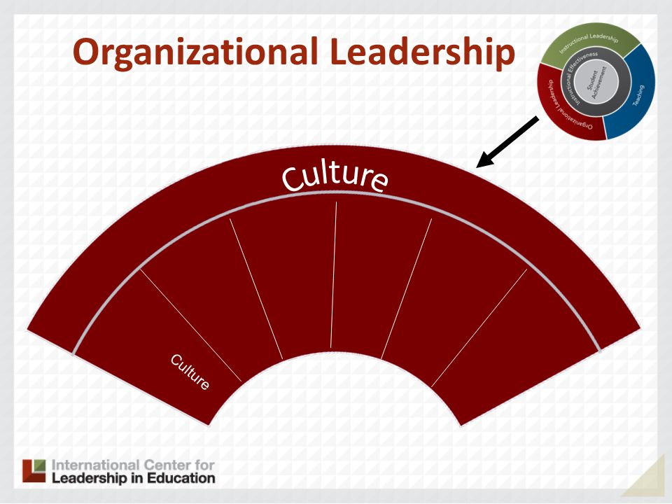 Culture Organizational Leadership