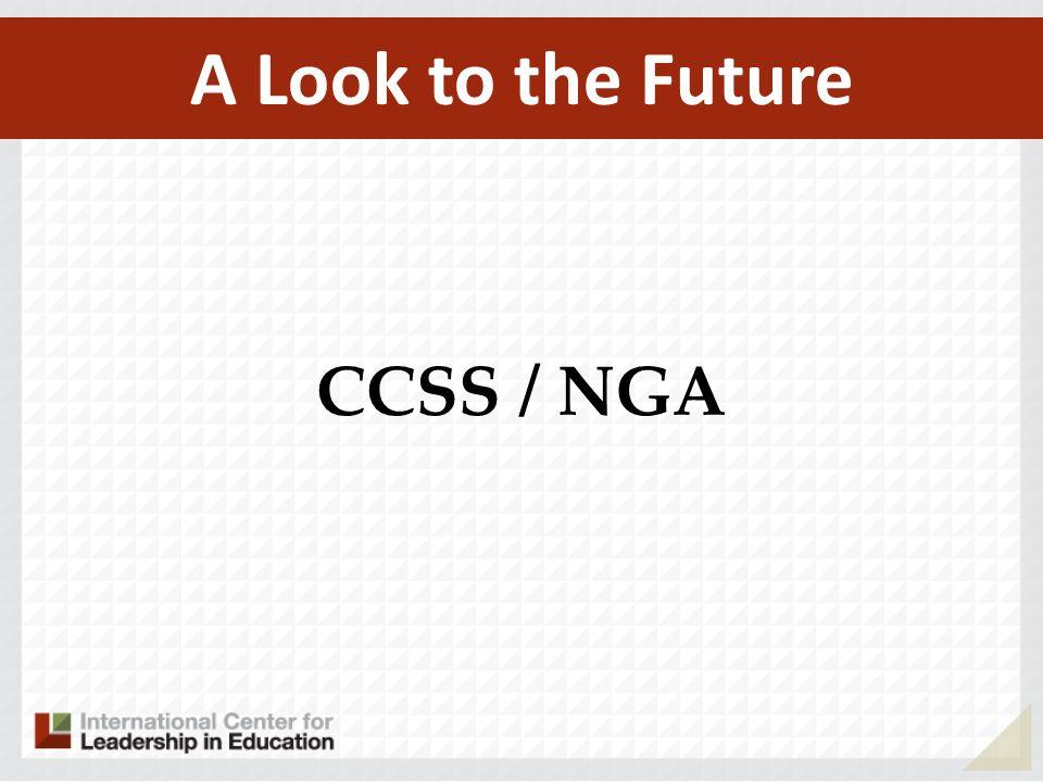 CCSS / NGA