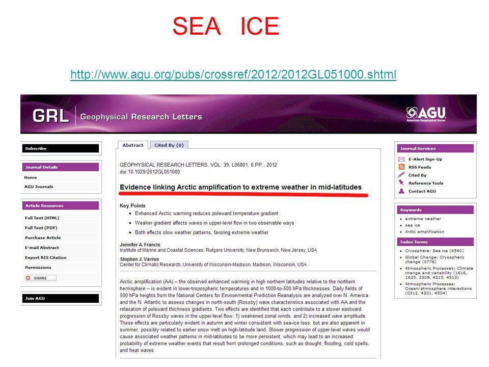 http://www.agu.org/pubs/crossref/2012/2012GL051000.shtml SEA ICE
