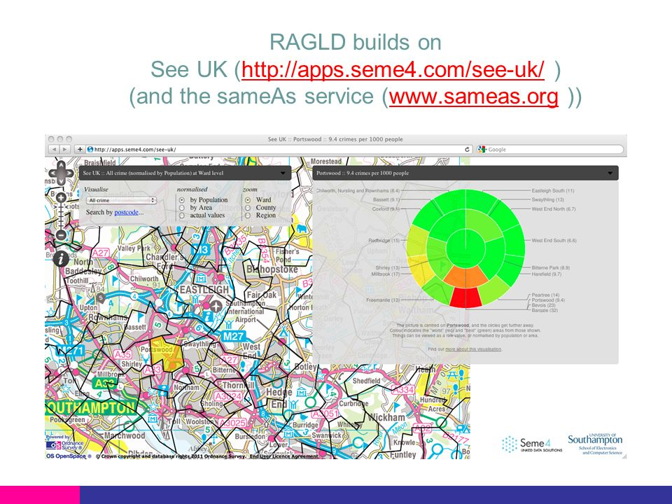 RAGLD builds on See UK (  ) (and the sameAs service (  ))