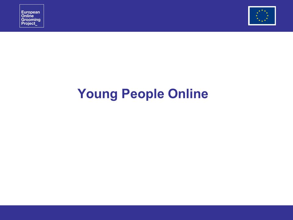 Young People Online