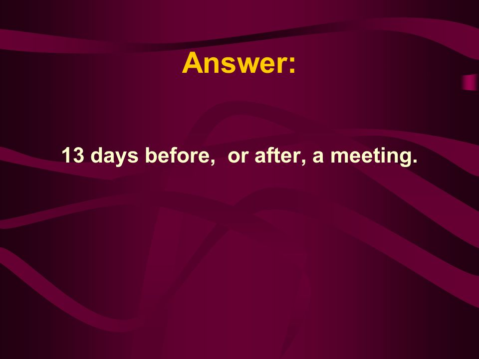 For how many days before, or after, a meeting can a Lion use a meeting, visit, activity, etc.