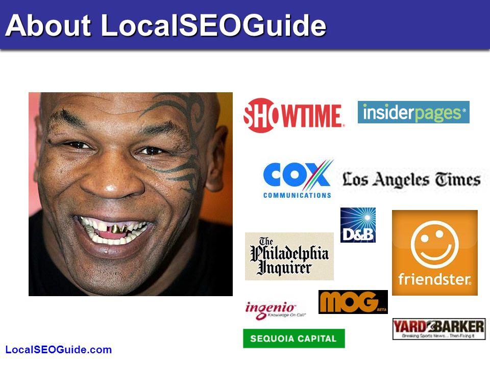 LocalSEOGuide.com About LocalSEOGuide