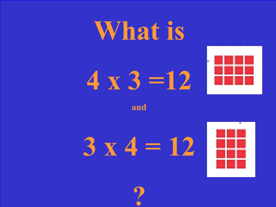 Which multiplication sentences are show by these arrays?
