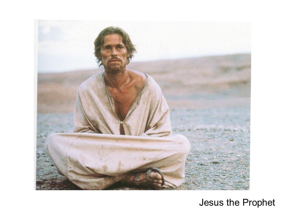 Jesus the Prophet