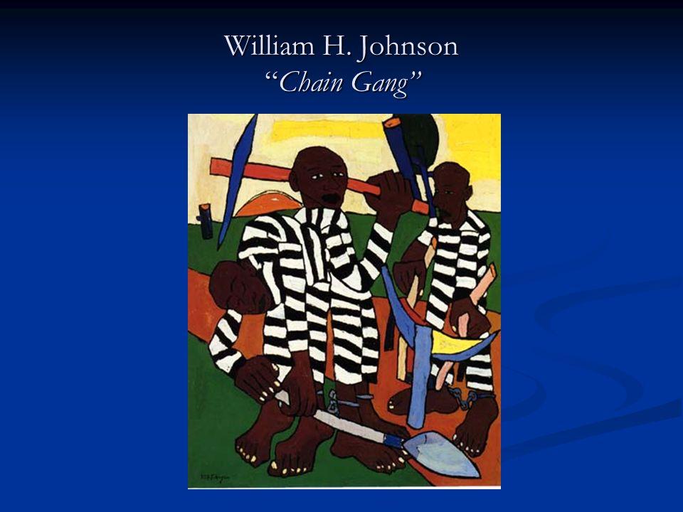 William H. JohnsonChain Gang