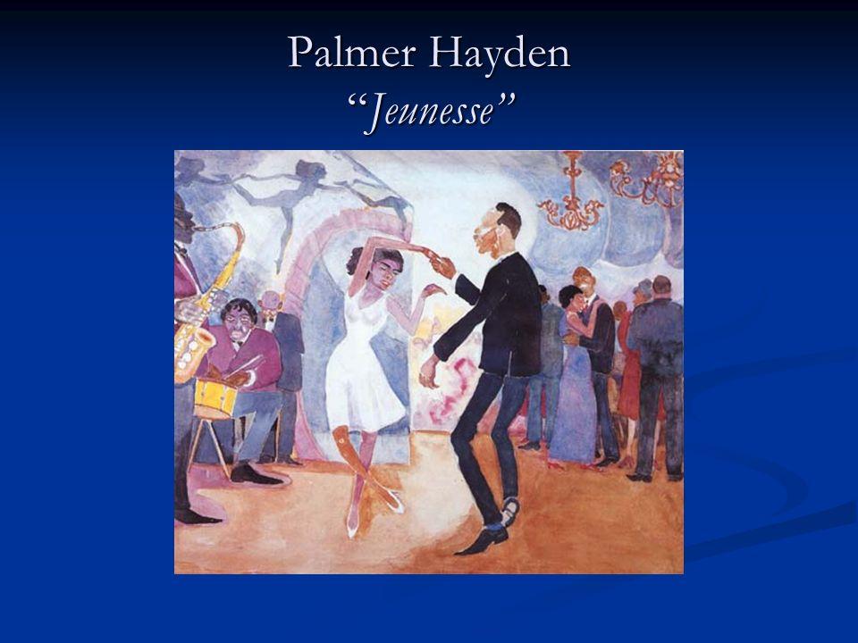 Palmer HaydenJeunesse