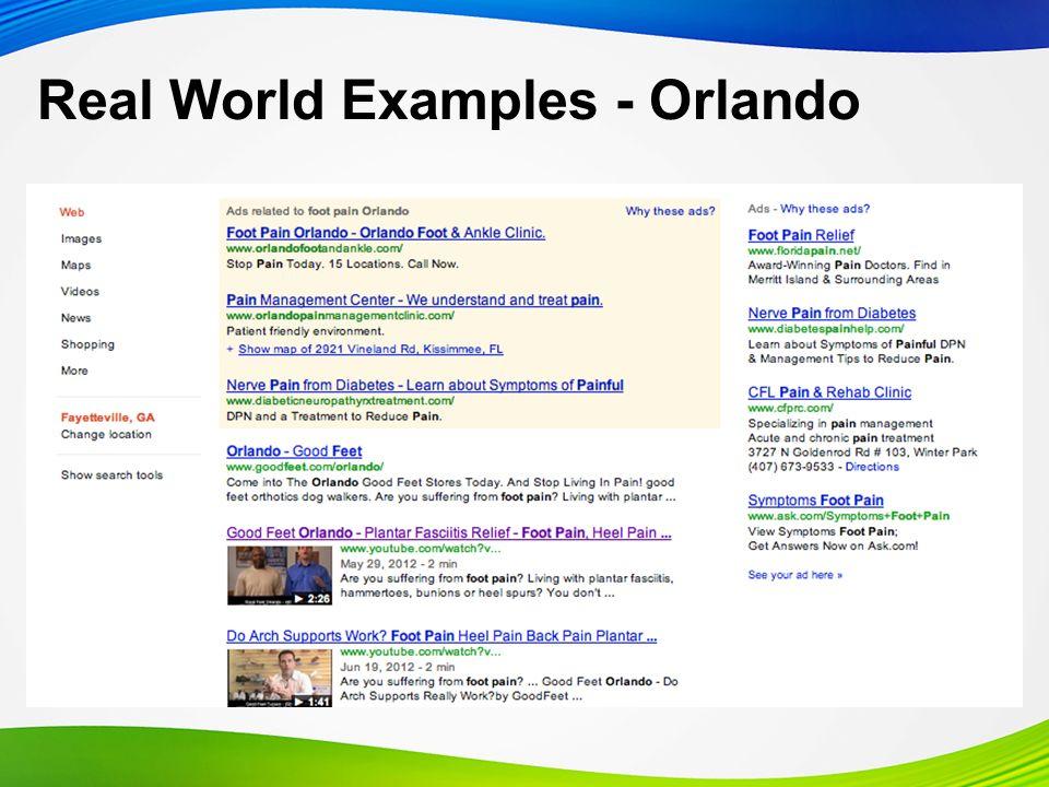Real World Examples - Fargo