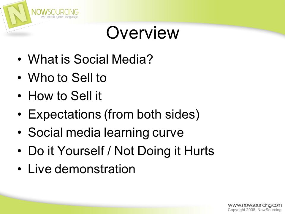 What is Social Media Marketing.