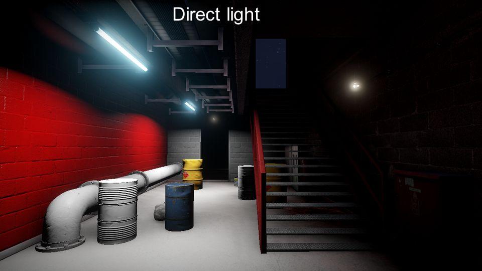 Direct light