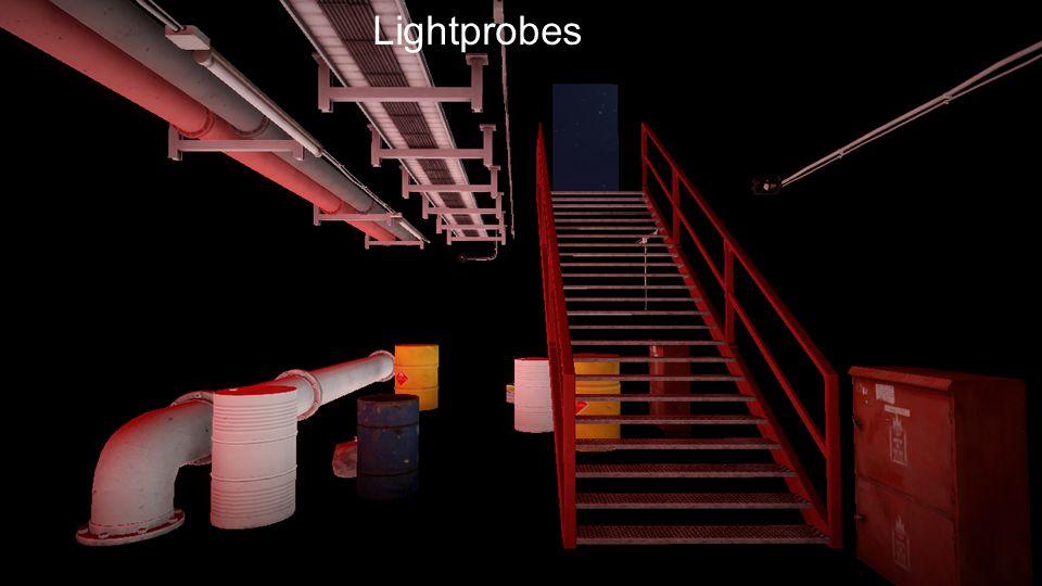 Lightprobes