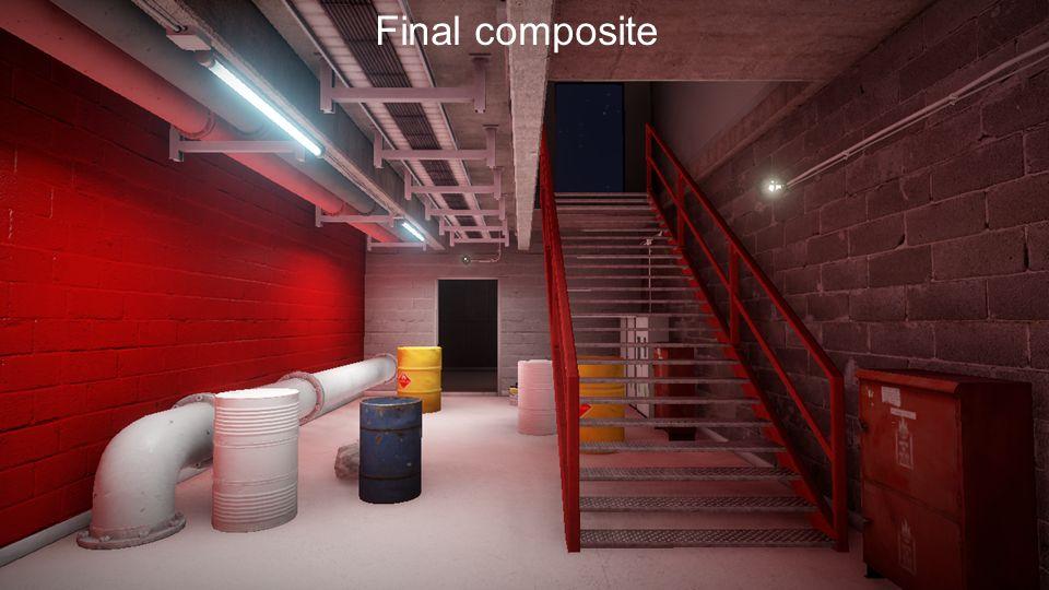 Final composite