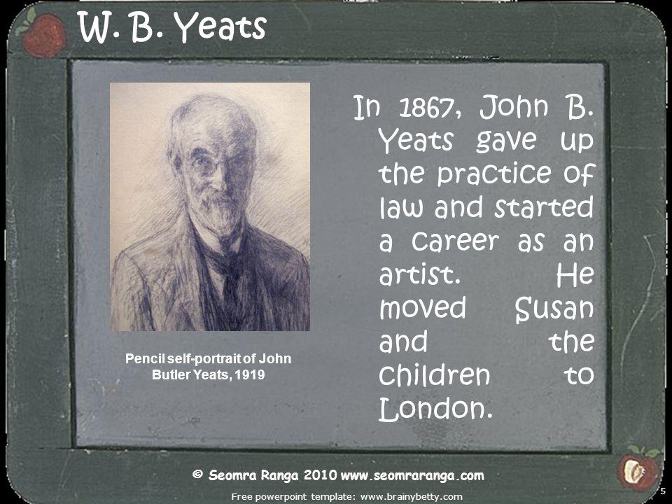 Free powerpoint template: www.brainybetty.com 16 W.