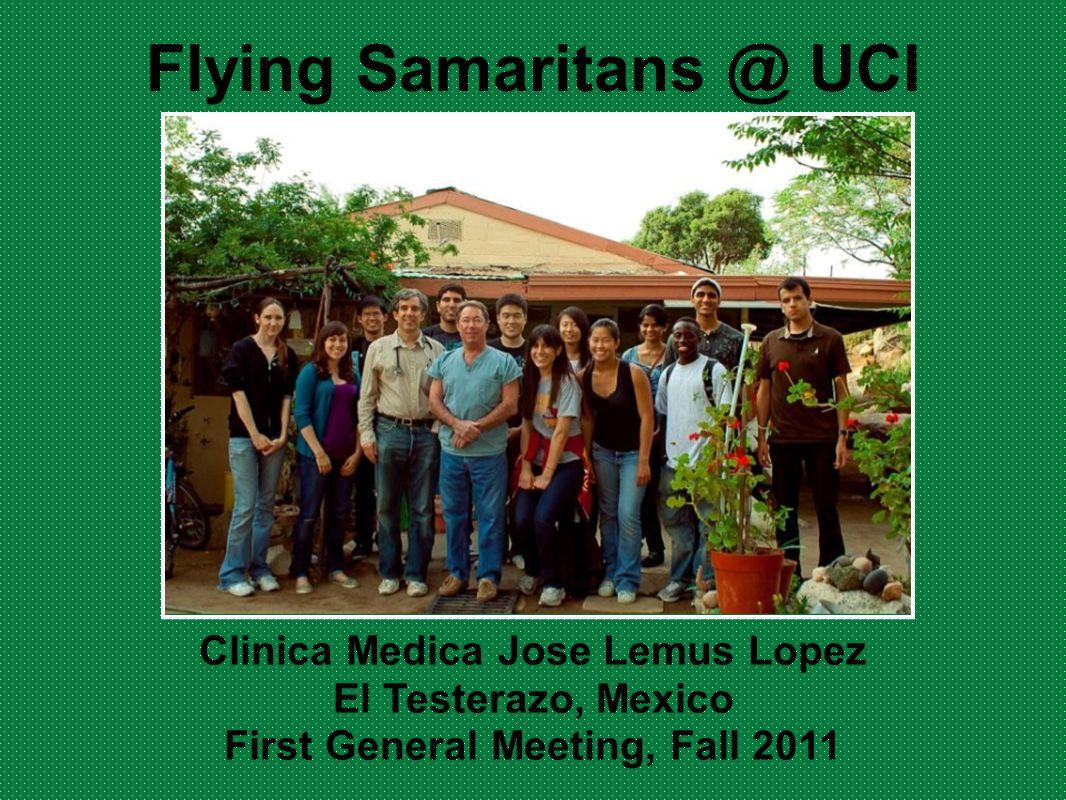 Lets Meet our Board! President Vice-President Jeanette Fong Nancy Lopez