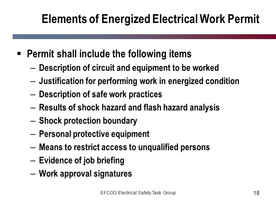Permit to Work Ptw Work Permit Permit Shall