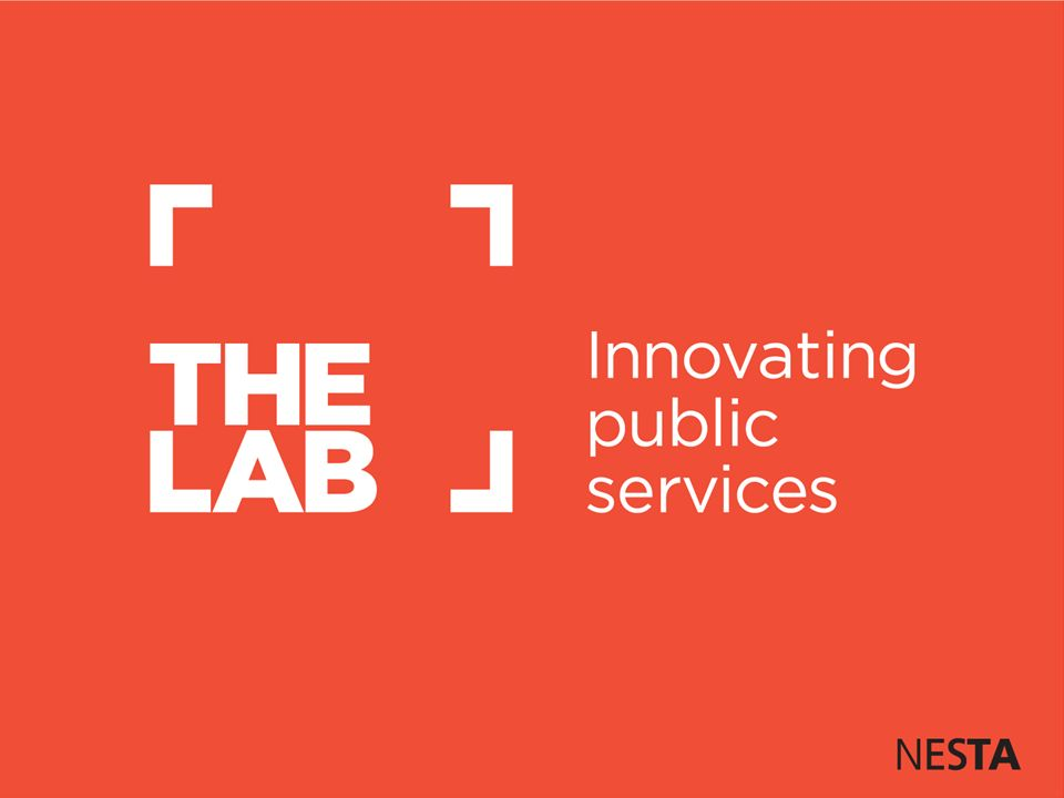 Welcome to The Lab The role for radical innovation to prepare for an Ageing Society Chris Sherwood Senior Lab Development Manager