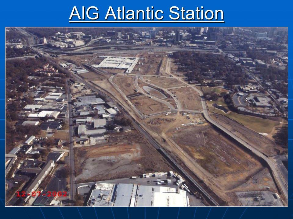 11 AIG, Atlantic Station