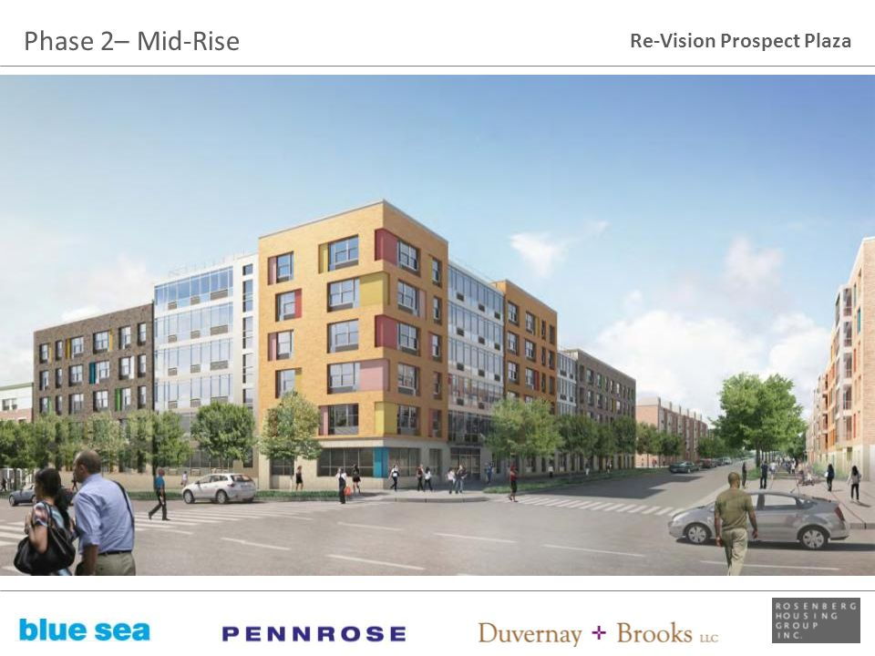 Re-Vision Prospect Plaza Phase 2– Mid-Rise