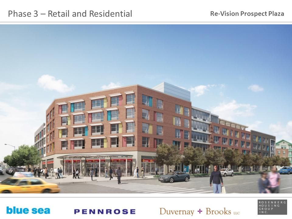 Re-Vision Prospect Plaza Phase 3 – Retail and Residential
