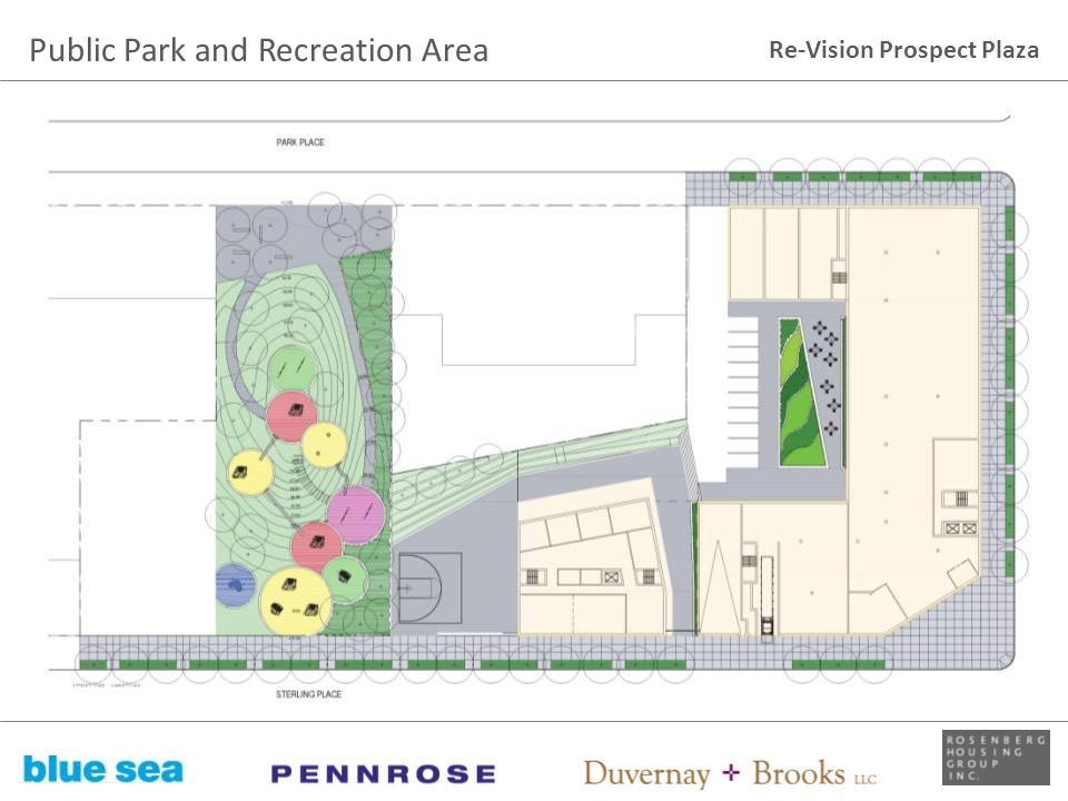 Re-Vision Prospect Plaza Public Park and Recreation Area