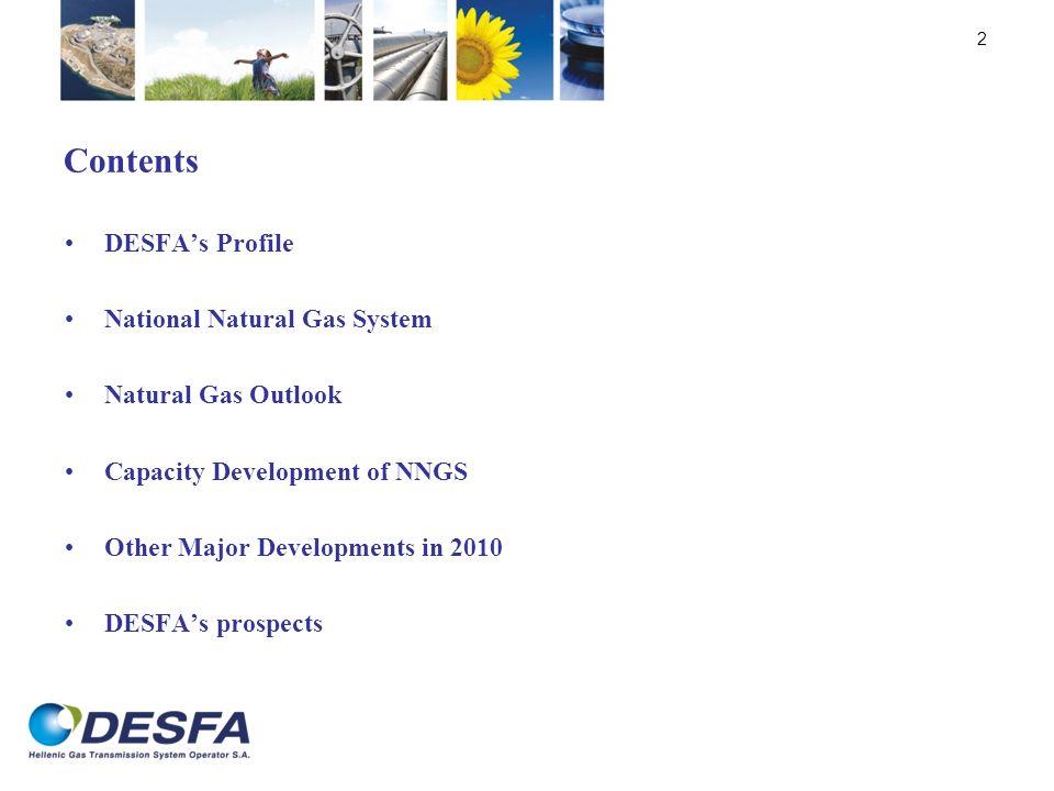 13 2009201020152020 Estimation for Gas Sales Volumes (bcm) 3.4 3.7 5.0-5.5 6.0-7.0
