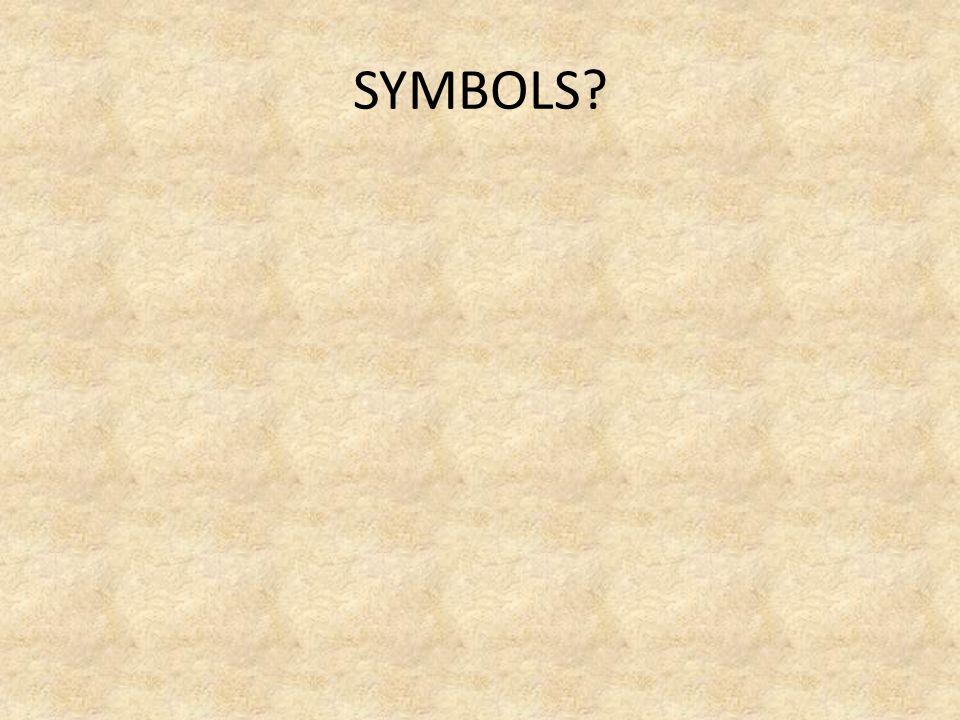 SYMBOLS?