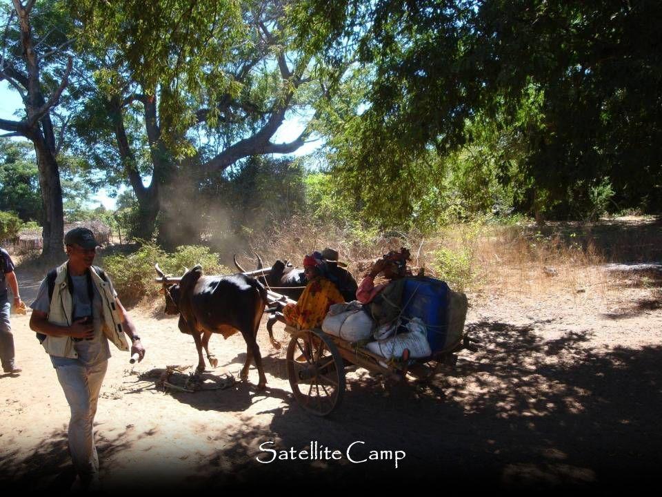 Satellite Camp