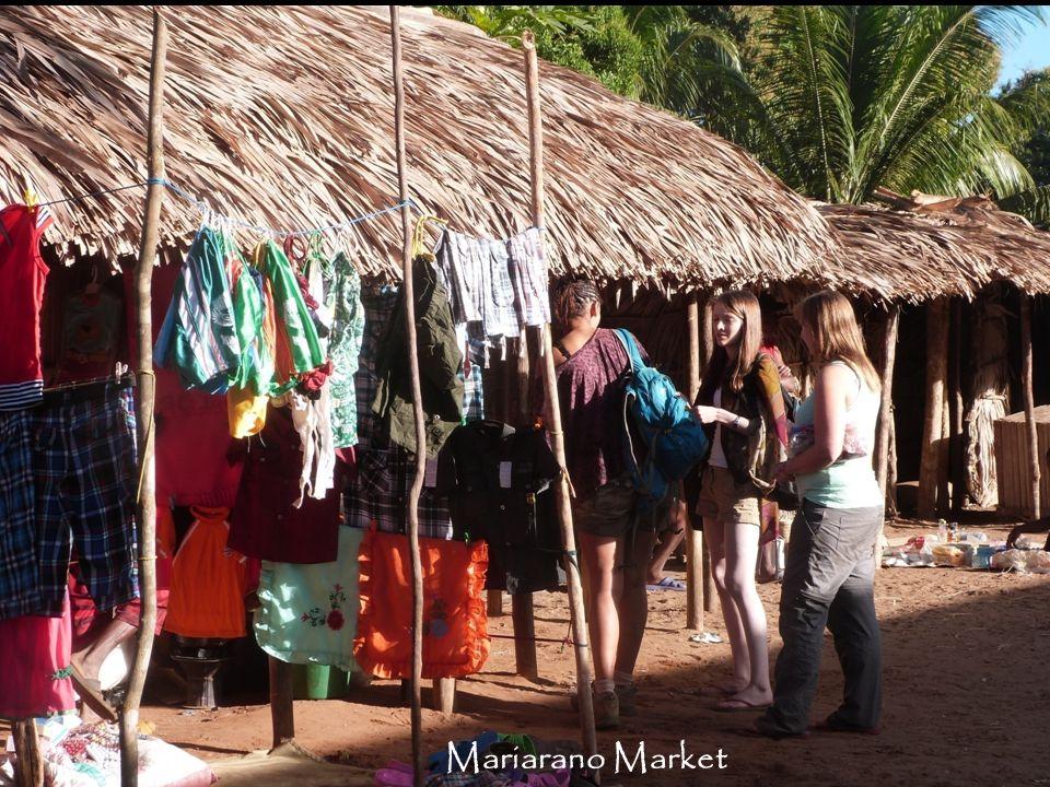 Mariarano Market
