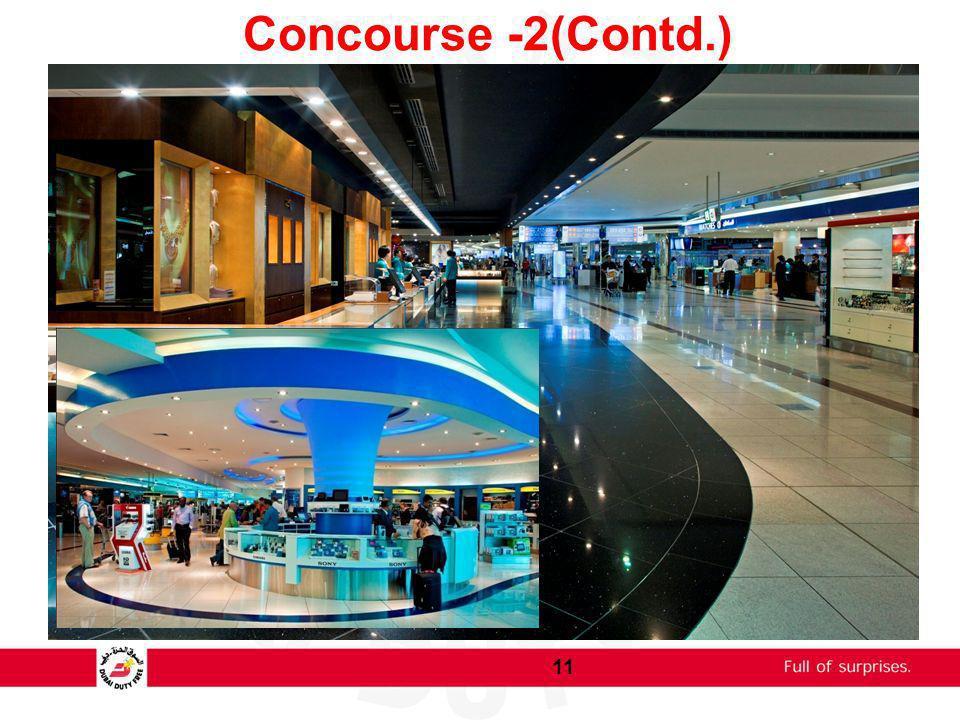 Concourse -2(Contd.) 11