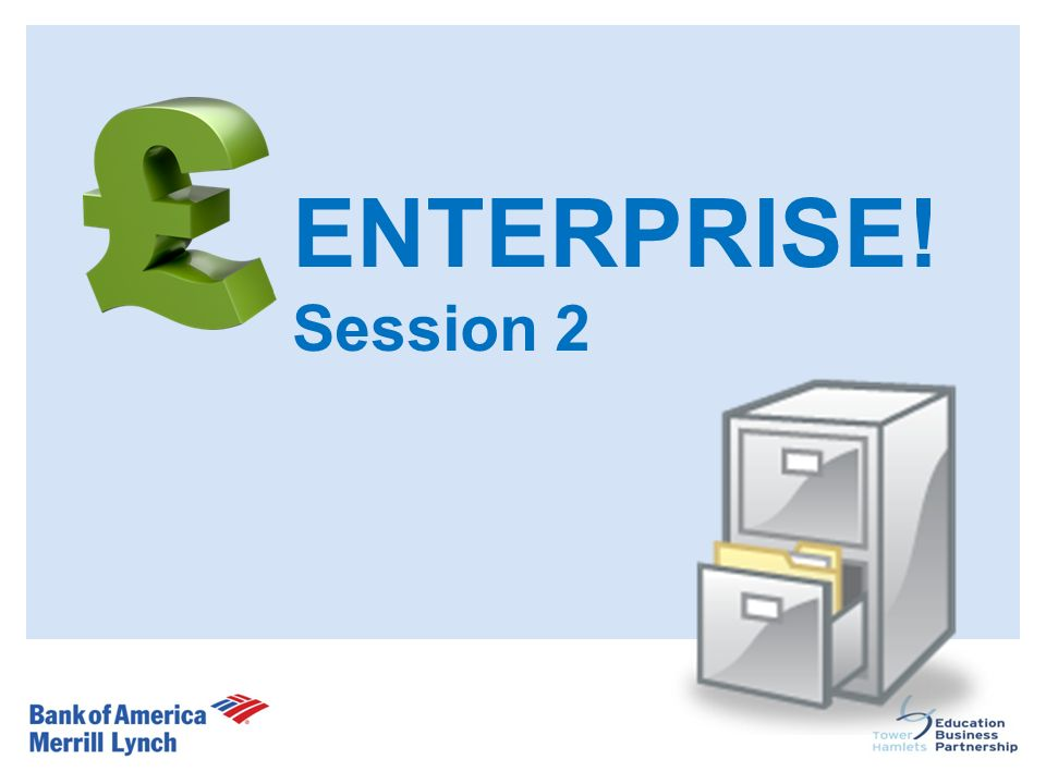 ENTERPRISE! Session 2