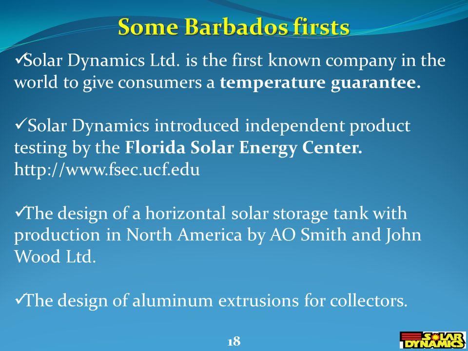 Solar Dynamics Ltd.