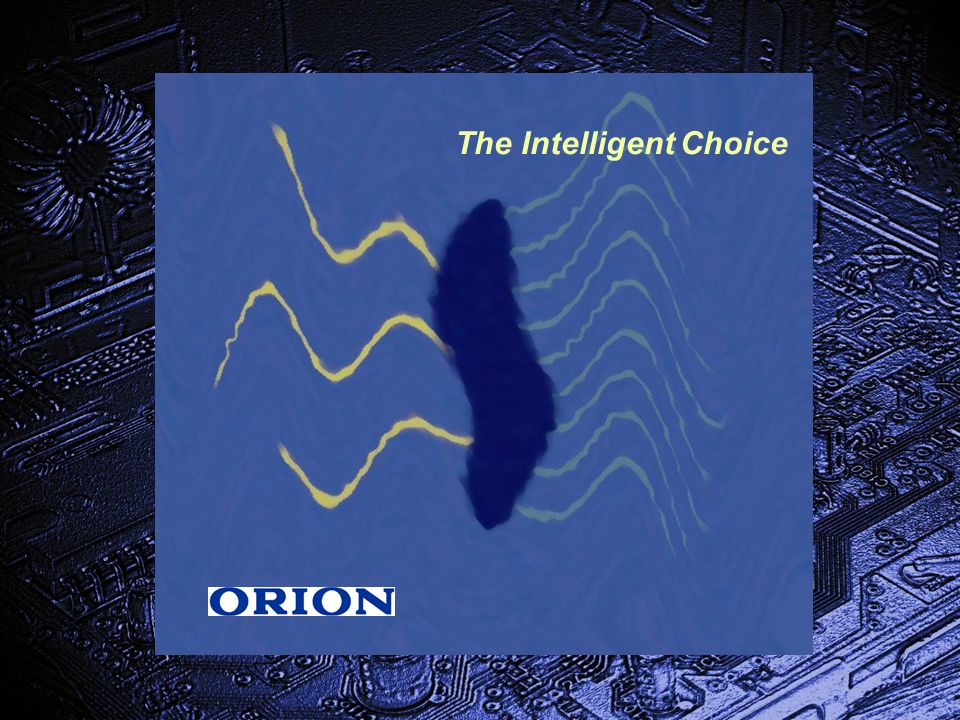 The Intelligent Choice