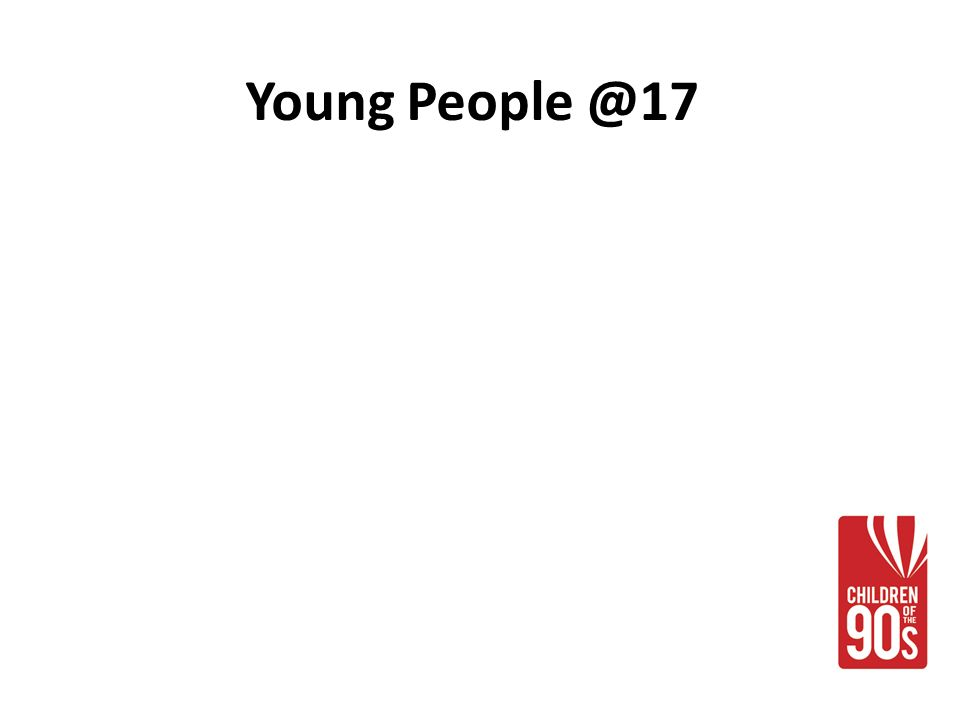 Young People @17
