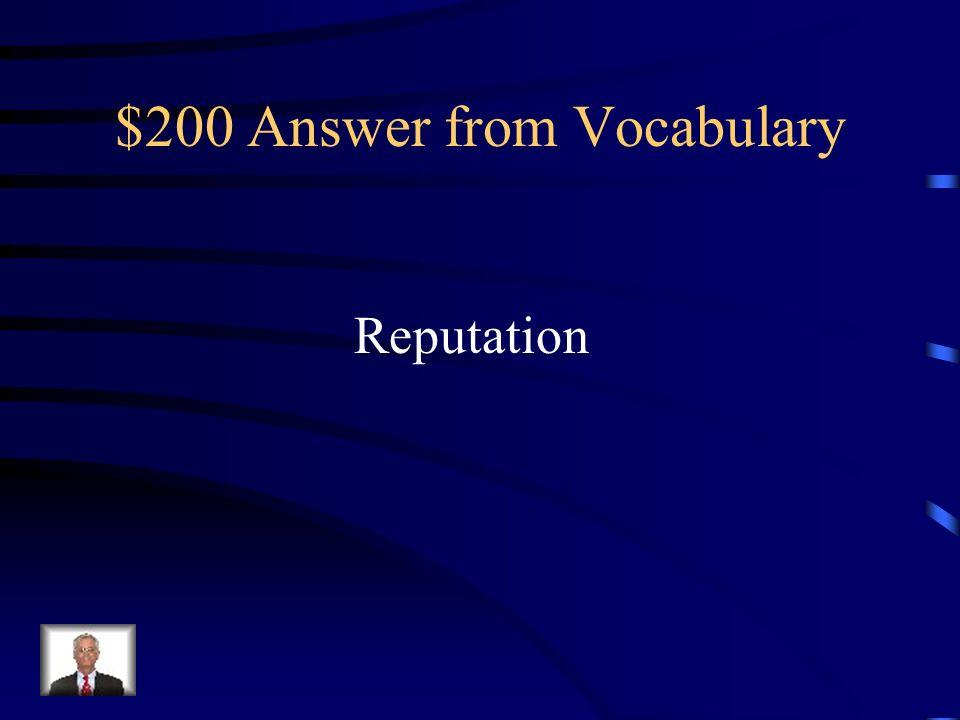 $200 Answer from Spell It! K-n-o-c-k