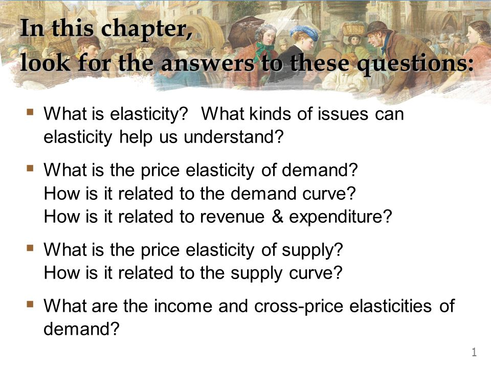 ELASTICITY AND ITS APPLICATION 21 D Inelastic demand P Q Q1Q1 P1P1 Q2Q2 P2P2 Q rises less than 10% < 10% 10% < 1 Price elasticity of demand = % change in Q % change in P = P falls by 10% Consumers price sensitivity: D curve: Elasticity: relatively steep relatively low < 1