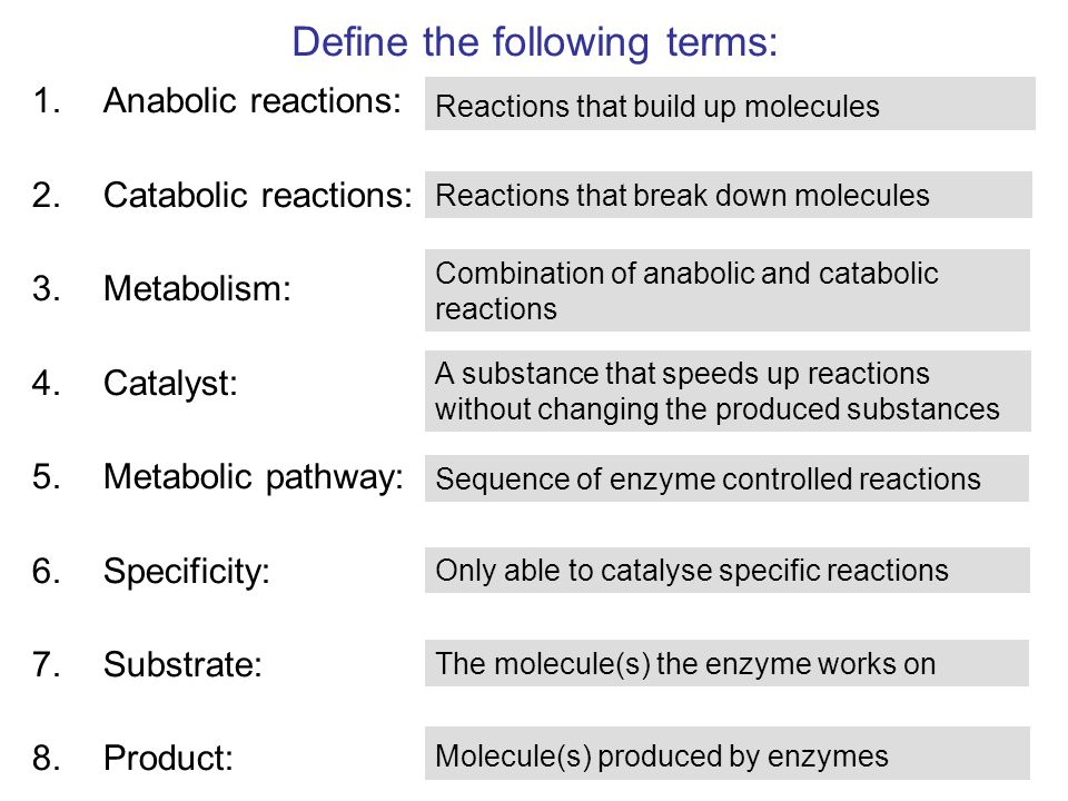 Naming enzymes: Intracellular enzymes Extracellular enzymes Recommended names Systematic name Classification number Work inside cells eg.DNA polymerase Secreted by cells and work outside cells eg.